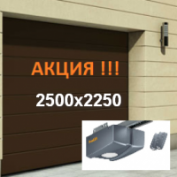 ВОРОТА HORMANN RENOMATIC 2500х2250