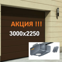 ВОРОТА HORMANN RENOMATIC 3000х2250