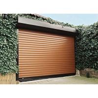 Роллетные гаражные ворота. размер 2500 ш 2100 в, 55 профиль