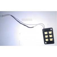 Светодиодная плата белая DoorHan PCB_LEDPRO/V.1.0
