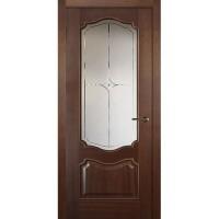 WoodOk Двери Норвич-С ПО ясень тонированный