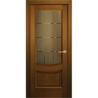 WoodOk Двери Престон-С ПО ясень тонированный