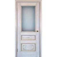 Галерея Дверей Алесандро, песочная патина