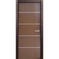Галерея Дверей Двери Лайн F3 ПГ венге молдинг